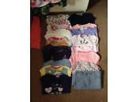 2-3 girls bundle of clothes