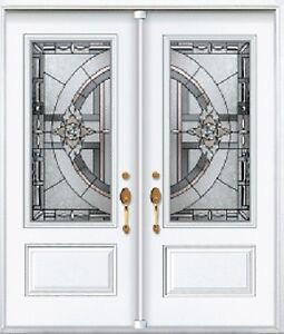 Double Front Door Entry 1