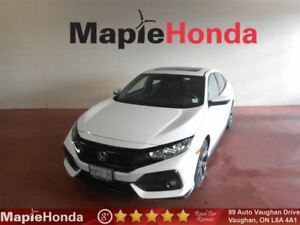 2017 Honda Civic Sport HS| Demo Special, LOW KM, Backup Cam!