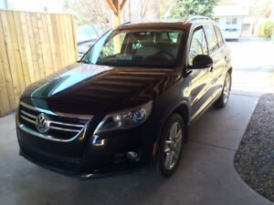 2010 VW Tiguan Highline AWD Mint with Remote Start
