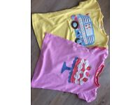 Girls Frugi T-shirts