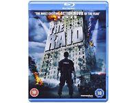 The Raid + The Raid 2