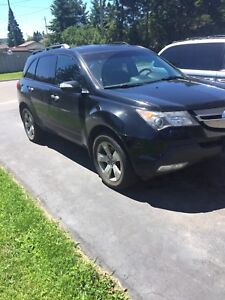 2007 Acura MDX (safetied)