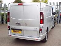 Vauxhall Vivaro 2700 1.6CDTI BiTurbo 125PS Sportive H1 Van Diesel
