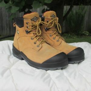 WorkLoad Work Boots, Women's Size 8, CSA Approved