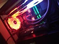 Full Gaming PC Tear Down! All components for sale - Intel i5/Nvidia GTX/Asus Strix/Corsair RGB