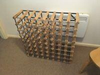 64 bottle Wine Rack