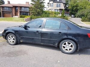 2007 Hyundai Sonata AS IS