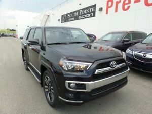 2015 Toyota 4Runner Limited   Navigation   Leather    Bluetooth