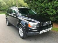 2010 VOLVO XC90 2.4 D5 AWD GEARTRONIC ACTIVE 7 SEATER 4X4 TURBO DIESEL