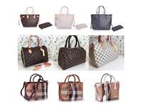 LV Neverfull LV Speedy MK HERMES BURBERRY Louis Vuitton Designer handbags purses London cheap Hendon