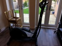Almost brand new Cross Trainer. Everlast purchased at £350 Argos.