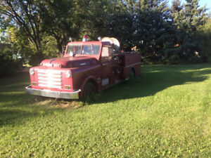 1954 Thibault Fire Truck for sale