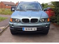 BMW X 5 LHD