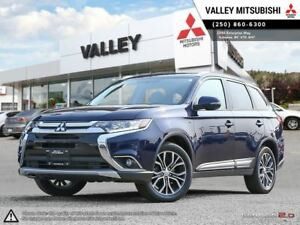 2016 Mitsubishi Outlander SE TOURING-V6, HEATED SEATS, TOUCH SCR