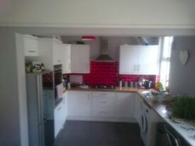 One month (August) short term room for rent in house share in Wavertree