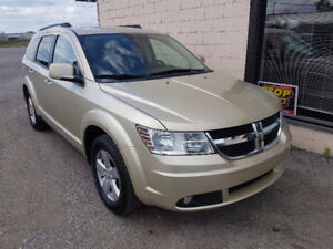 2010 Dodge Journey SUV, 7 SEATS  CERTIFIED  CLEAN CAR PROOF