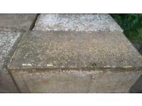 300 used pavers/ bricks