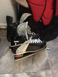 CCM Tacks 650 Skates