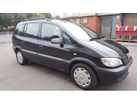 2004 Vauxhall Zafira Life 1.6 Petrol 7 Seater Good Condition 1 year MOT Only 995
