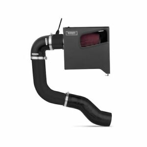Mishimoto Wrinkle Black Cold Air Intake w/ Box For 15+ WRX | MMA