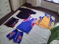 Selection of Mens Training Wear