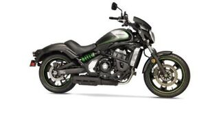 2016 Kawasaki VULCAN S CAFE EDITION