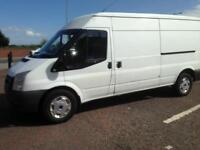Late 2008, transit lwb semi high roof. Good clean van. Driving as new.