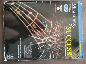 Measures of Success Trumpet books 1 and 2