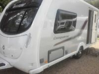 swift conqueror 480 silverside 2 berth