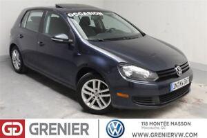 2010 Volkswagen Golf COMFORTLINE+TOIT+2.5L