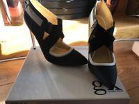 GX by Gwen Steffani black/white UK 9 heels
