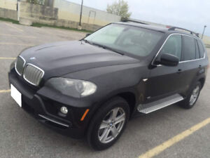 2007 BMW X5 SUV, Fully loaded, Panoramic roof, Certified-Etested