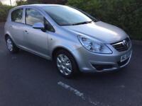 Vauxhall Corsa 1.3 CDTi ecoFLEX Club 5dr [AC] (silver) 2008