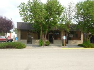COMMERCIAL / OFFICE SPACE FOR RENT IN CROSSFIELD, AB