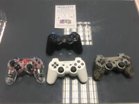 selling Playstation 3 (PS3) Controllers/Pads , Variety of Colours