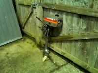 Mariner 2 hp outboard motor