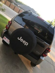 Jeep Liberty Fully loaded