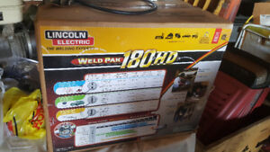 Welder Lincoln 180hd