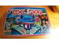 Limited edition Middlesbrough monopoly