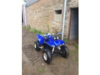 Yamaha worrier 350