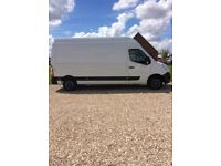 2013/13 Plate Renault Master LWB HIGH TOP