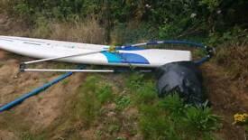 Windsurfing board long board surf board