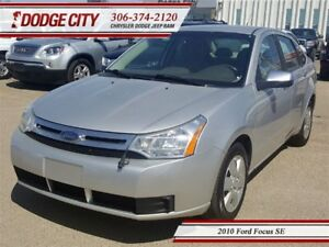 2010 Ford Focus SE | FWD | PST PAID