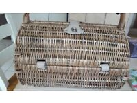 Wicker Picnic basket - never used