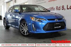 2016 Scion tC DISPLAY AUDIO PANORAMIC ROOF 18 ALLOYS