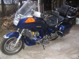 Tour bike yamaha venture royal royal 1300cc