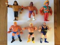 Wwf / Wwe Hasbro wrestling figures Lot 2