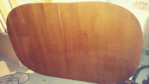 Vilas Dining Room Table And 6 Chairs