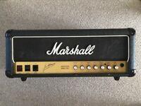 Marshall 2553 Silver Jubilee head (Black tolex)